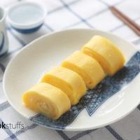 日式厚燒甜蛋.捲不容易