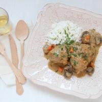 【食譜】自煮法國菜(二):白酒燉雞