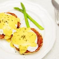 自家製Eggs Benedict・早餐無得輸