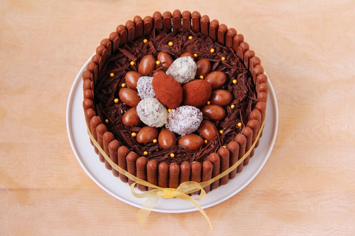 【食譜】法式復活節朱古力蛋糕 Gâteau de Pâques
