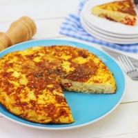 【食譜】西班牙烘蛋餅 Tortilla de patatas