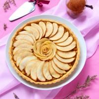 【食譜】法式蘋果批配蘋果雪葩